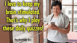 Knowledge Trivia Quiz