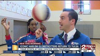 Harlem Globetrotters coming to Tulsa
