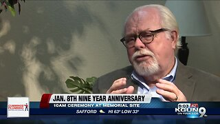Ceremony to mark ninth anniversary of Jan. 8 shooting