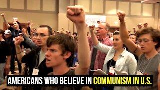 Americans who believe in Communism in U.S. - Koreanajones