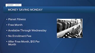 Money Saving Monday: Planet Fitness offers free month