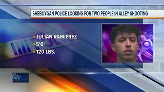 2 persons of interest sought after shots fired