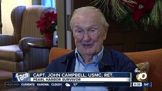 Oldest San Diego Pearl Harbor survivor remembered