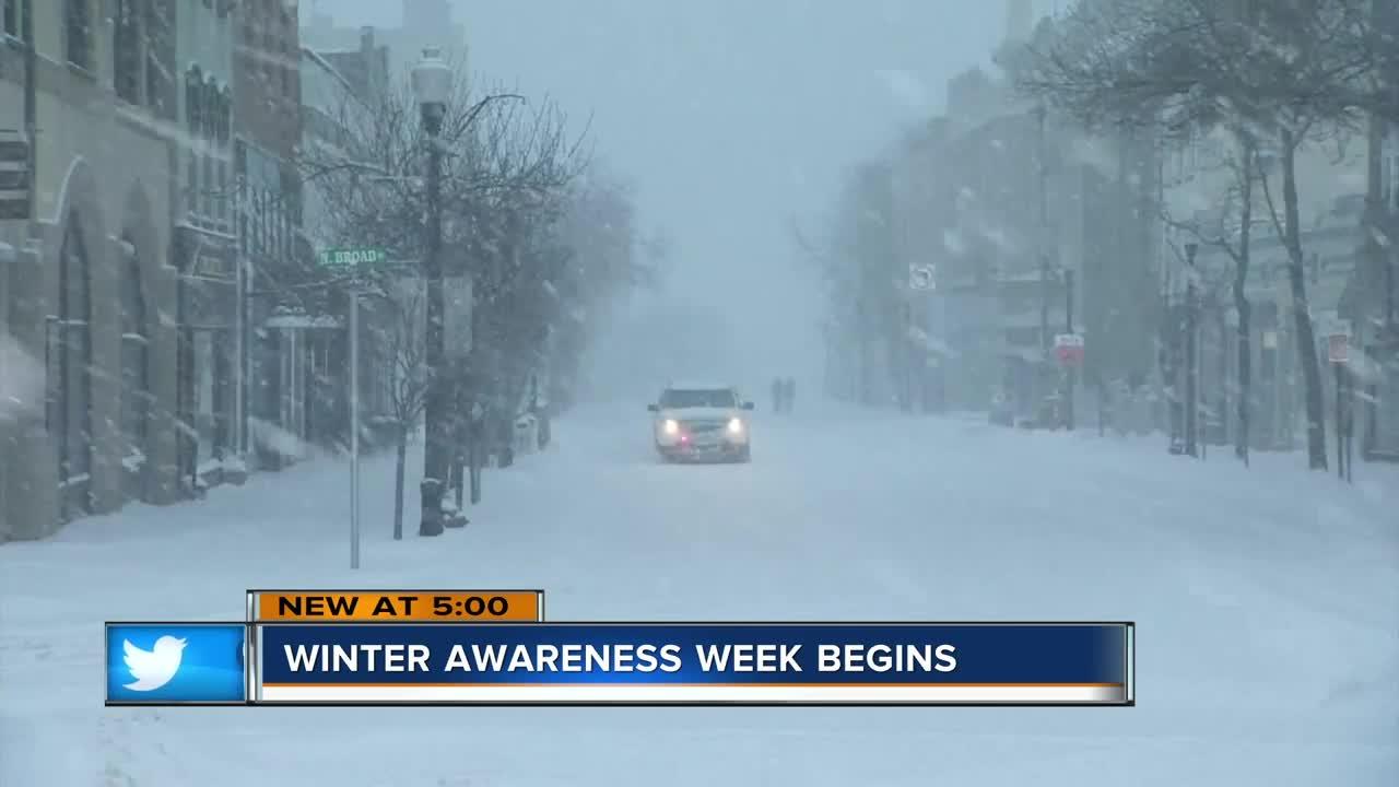 Winter Awareness Week Begins