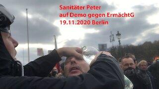 Sanitäter Peter