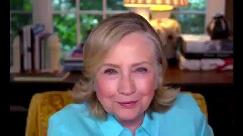 Hillary Clinton, Deep Dish Pizza, and A Boeing Cyber Unit Reverse Speech