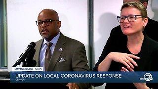Update on Denver's COVID-19 preparedness