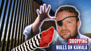 CRENSHAW DROPS A WALL ON KAMALA BORDER VISIT: SHE WANTS MORE ILLEGAL IMMIGRATION!