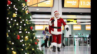 Santa Claus will meet with families on Zoom leading up to Christmas this year