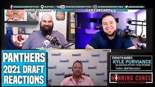 Carolina Panthers 2021 NFL Draft Reaction, Grades & Breakdown