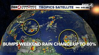 Wet weekend ahead for SWFL