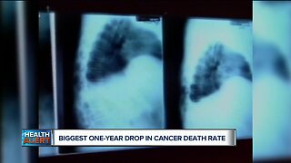 Ask Dr. Nandi: Cancer death rate posts biggest one-year drop ever