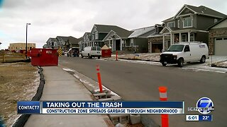 Contact7 getting results after Castle Rock neighbors battle construction mess