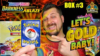 Darkness Ablaze Booster Case (Box 3) | Charizard Hunting | Pokemon Cards Opening