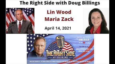 Doug's Exclusive Interviews with Lin Wood & Maria Zack