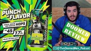 Voodoo Ranger Captain Dynamite IPA: Doomed Review