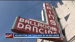 Rolling Stone: Why Tulsa might be the next Austin