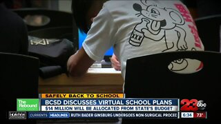 Safely Back to School: BCSD discusses virtual school plans