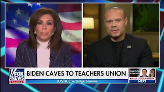 Bongino: Biden Admin Are Cowards Who Are Full of Sh*t Over Not Re-Opening Schools