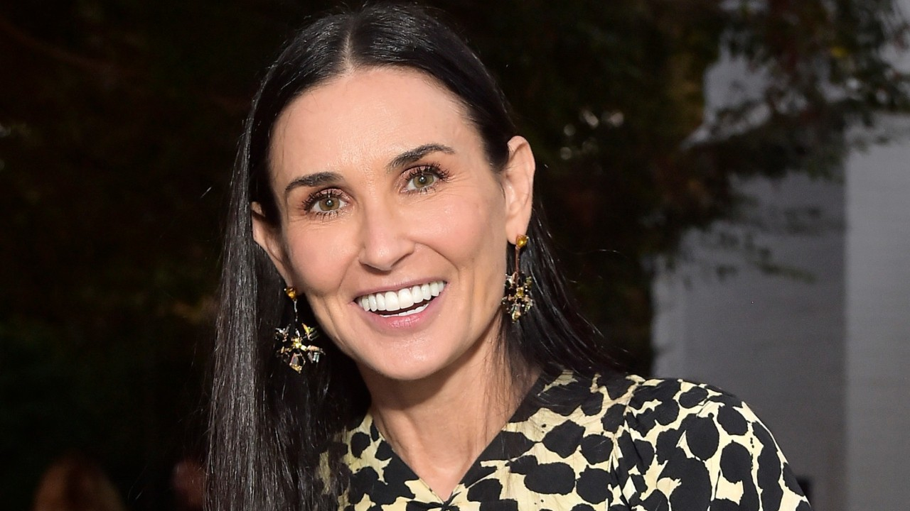 Demi Moore: Ex Ashton Kutcher Said He Didn't Know 'If Alcoholism's A Thing'