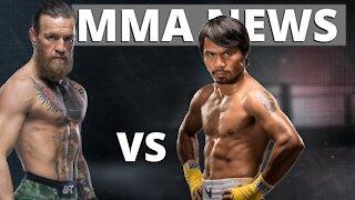 Manny Pacquiao vs Conor Mcgregor????