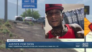 Family demanding answers after death of Dion Johnson