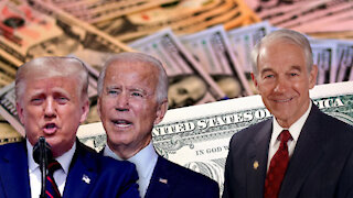 Biden, Trump & Ron Paul on Federal Reserve