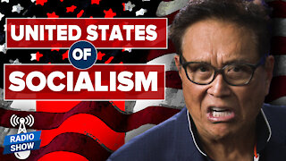 Dinesh D'Souza on Identity Socialism & Why Capitalism is Key - Robert Kiyosaki, Kim Kiyosaki