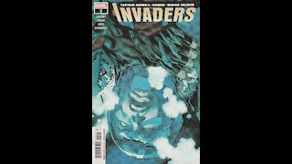 Invaders -- Issue 2 (2019, Marvel Comics) Review