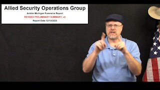 Here's another report from a credible agency. Allied Security Operations Group