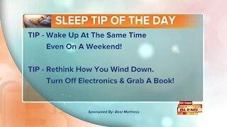 Sleep Tip: Bedtime Routines