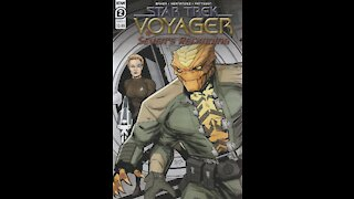 Star Trek: Voyager - Seven's Reckoning -- Issue 2 (2020, IDW) Review