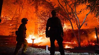 California Wildfires Could Get Worse As Storms Move In
