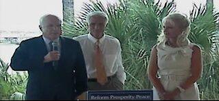 Cindy McCain endorses Joe Biden for president