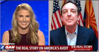 The Real Story - OAN America's Audit Resumes with Ken Bennett