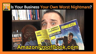 Is Your Business Your Own Worst Nightmare?