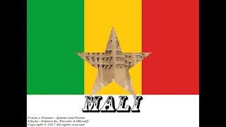 Bandeiras e fotos dos países do mundo: Mali [Frases e Poemas]