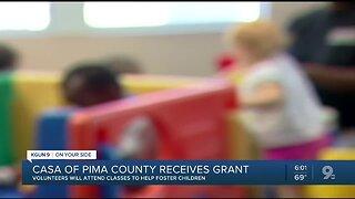 CASA receives grant to help children