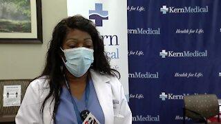 Kern Medical unveils new Pfizer vaccine shipments