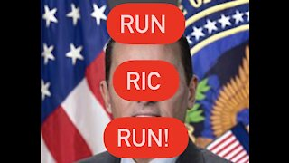 Run Ric Run! Richard Grenell v Gavin Newsom !