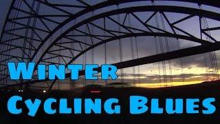 Night Bike Riding | Winter Descends | Getting Cold