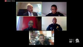 Conversation on community policing brings 4 Black police chiefs together