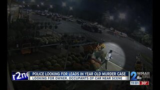 Police looking for leads in year old murder case