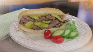 What's for Dinner? - Pepperoncini Beef