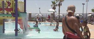 Aqua Park, pools to open in Las Vegas