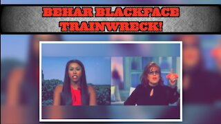 Joy Behar Defends Wearing Blackface To Black Conservative Woman