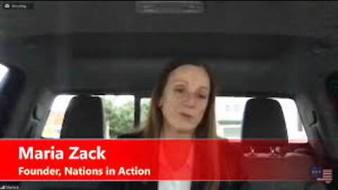 MUST WATCH - New Meaning For This Interview, Now - Maria Zack   ACWT Interview 1.6.21