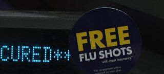 You can get your flu shot early