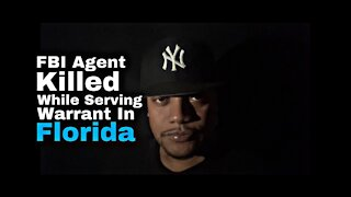 FBI Agent Killed While Serving Warrant In Sunrise, Florida #TheFloNightShow