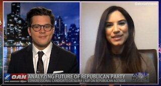After Hours - OANN Unseat Kinzinger with Catalina Lauf